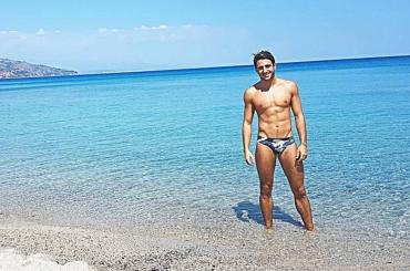 Giovanni Tocci, bronzo ai mondiali per il tuffatore azzurro – le foto hot