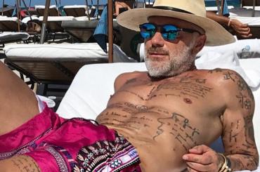 Gianluca Vacchi, è ancora paccone Instagram – foto