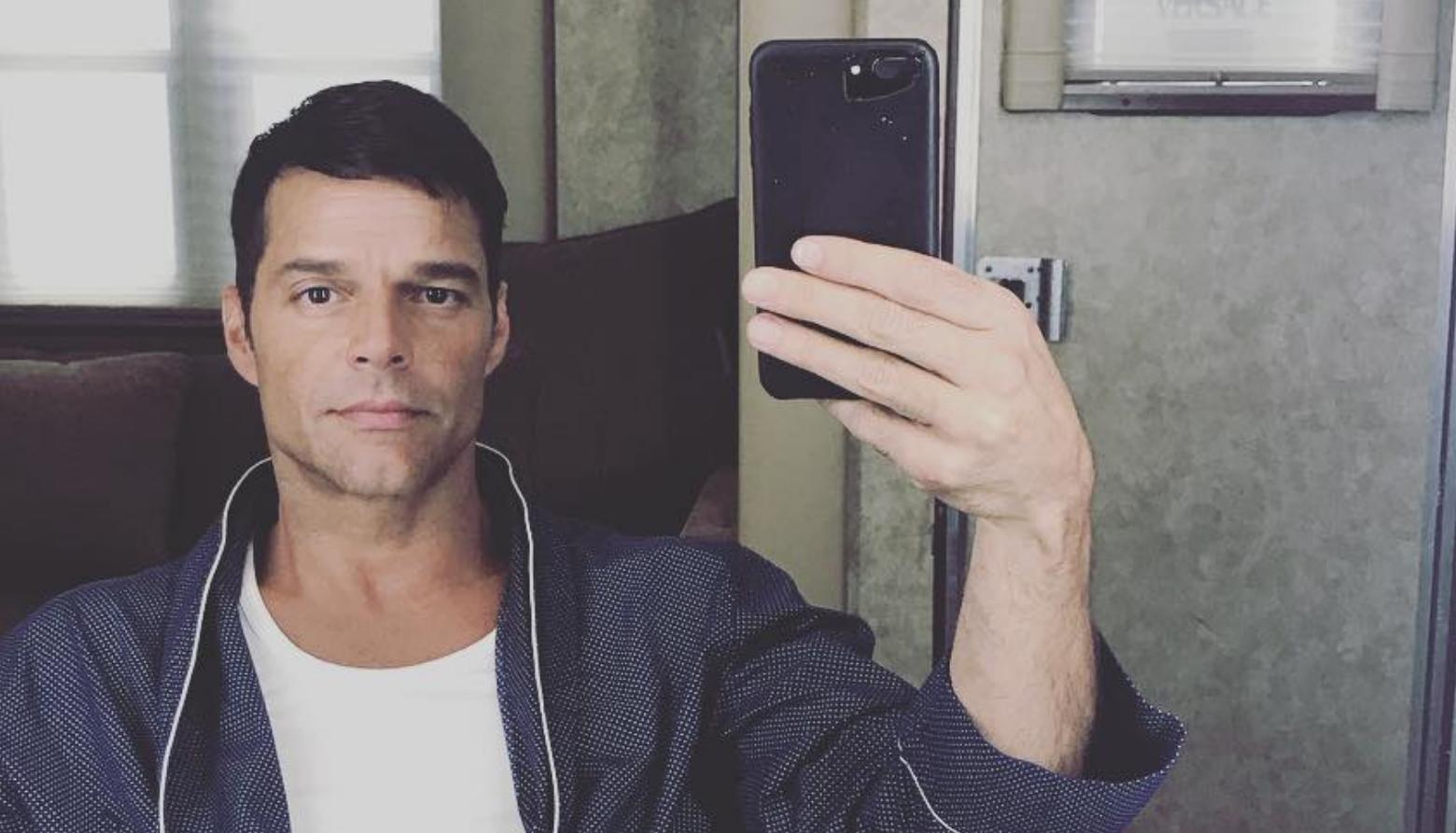 Ricky Martin e Jwan Yosef in costume su Instagram, foto