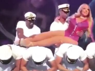 Mariah Carey versione Gran Biscotto ROVAGNATI – il video virale