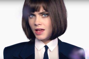 I Feel Everything, Cara Delevingne canta per Valerian di Luc Besson – il video ufficiale