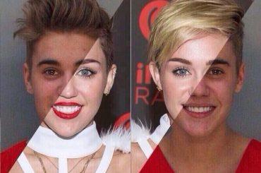 Justin Bieber è ufficialmente diventato Miley Cyrus – la prova fotografica in spiaggia