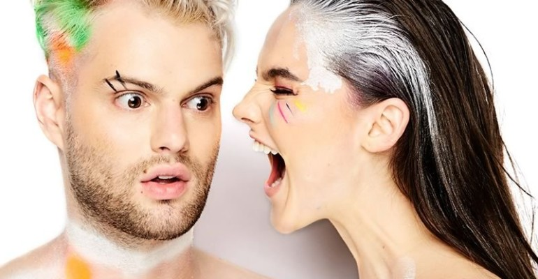 """Fuck They"" dei  Sofi Tukker, arriva il duo newyorkese 'spinto' da Jake Shears – audio"