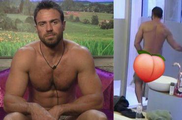 Celebrity Big Brother USA, chiappe al vento per Chad Johnson – foto