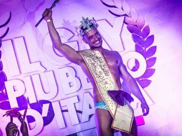 Sergio Genna è il Gay più Bello d'Italia 2017, le foto