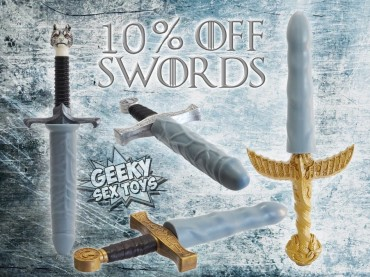 Game of Thrones,  in vendita lo spadone dildo di Jon Snow