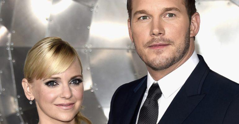 Chris Pratt e Anna Faris divorziano, l'annuncio ufficiale