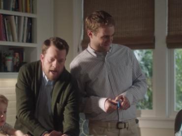 Luv, due papà gay nel nuovo spot dei pannolini – il video