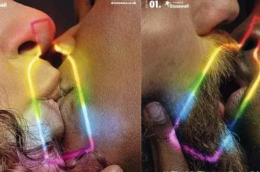 """""""Kiss With Pride"""",  la nuova campagna LGBT di  Absolut"""