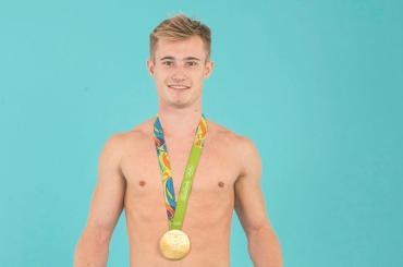Jack Laugher, nudo di gruppo social per il tuffatore olimpionico inglese