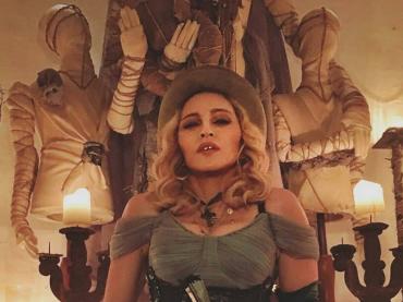 Madonna, i video e le foto del compleanno pugliese