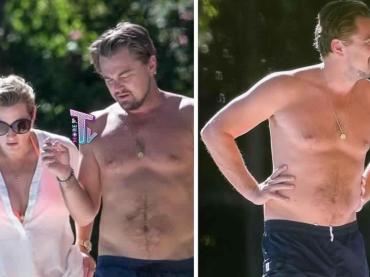 Leonardo DiCaprio e Kate Winslet in vacanza insieme (e in costume) – le foto