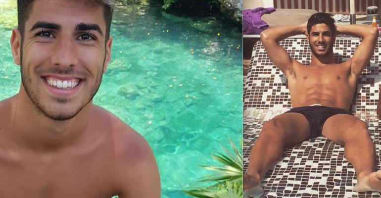Marco Asensio, il 21enne spagnolo che ha deciso Real-Barcellona – la sexy gallery