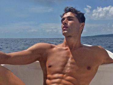 Fabio Mancini, è doppio pacco Instagram – foto
