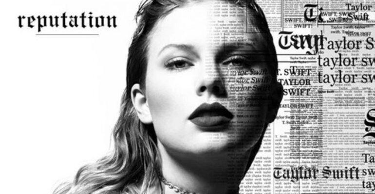 Reputation di Taylor Swift vola oltre i 2 milioni di copie vendute solo negli Usa