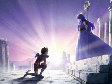 I Cavalieri dello Zodiaco, Netflix prepara la nuova serie ANIME – il poster