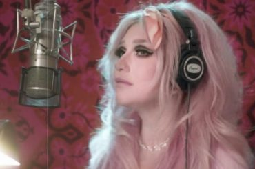 Rainbow, il nuovo video di KESHA