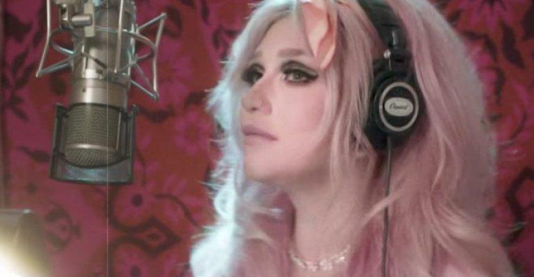 Rainbow, il nuovo video di KESHA