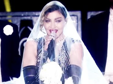 Rebel Heart Tour, Madonna lancia la clip di Material Girl estratta dal dvd – video