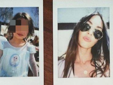 Megan Fox, il figlio su Instagram vestito da principessa di Frozen – la foto