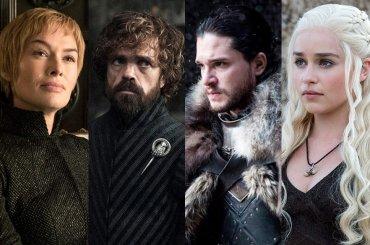 Game of Thrones 8, ecco quanti dollari hanno preso gli attori per l'ultima stagione