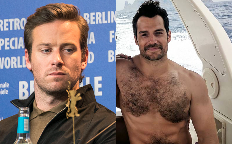 Armie-Hammer-and-Henry-Cavill