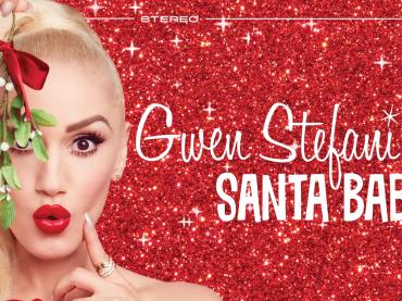 Gwen Stefani canta il Natale: ecco Santa Baby – audio