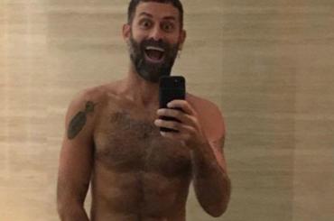 Pechino Express 2017, Marcelo Burlon nudo su Instagram – la foto