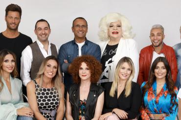 Tale e Quale Show 2017, le foto ufficiali del cast