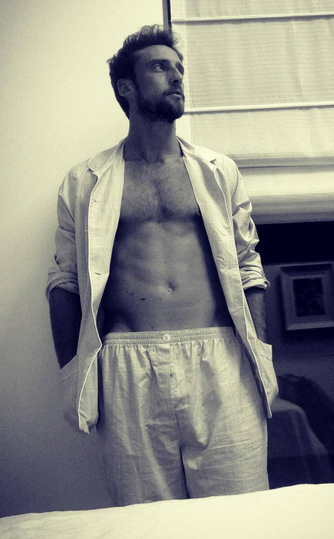 in vendita 290bd 4d30a Claudio Marchisio, buonanotte Instagram in pigiama – la foto ...
