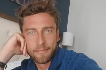 Claudio Marchisio, buonanotte Instagram in pigiama – la foto