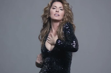 Swingin With My Eyes Closed, il nuovo video di Shania Twain