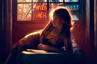 Wonder Wheel di Woody Allen, primo poster con Kate Winslet mattatrice