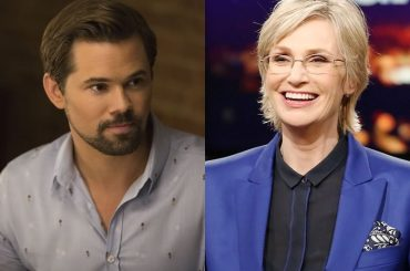 Will & Grace, Andrew Rannells & Jane Lynch guest star
