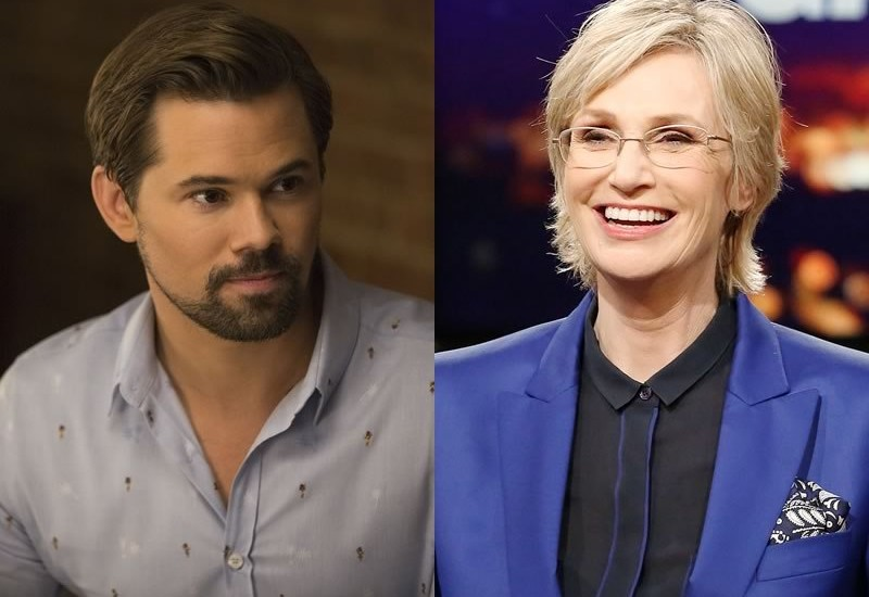 andrew-rannells-jane-lynch-will-and-grace