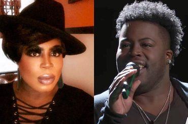 The Voice Usa, pazzesco provino per la drag queen Chris Weaver – video