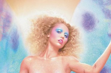 """Lost + Found"", Miley Cyrus nuda per David LaChapelle – foto"