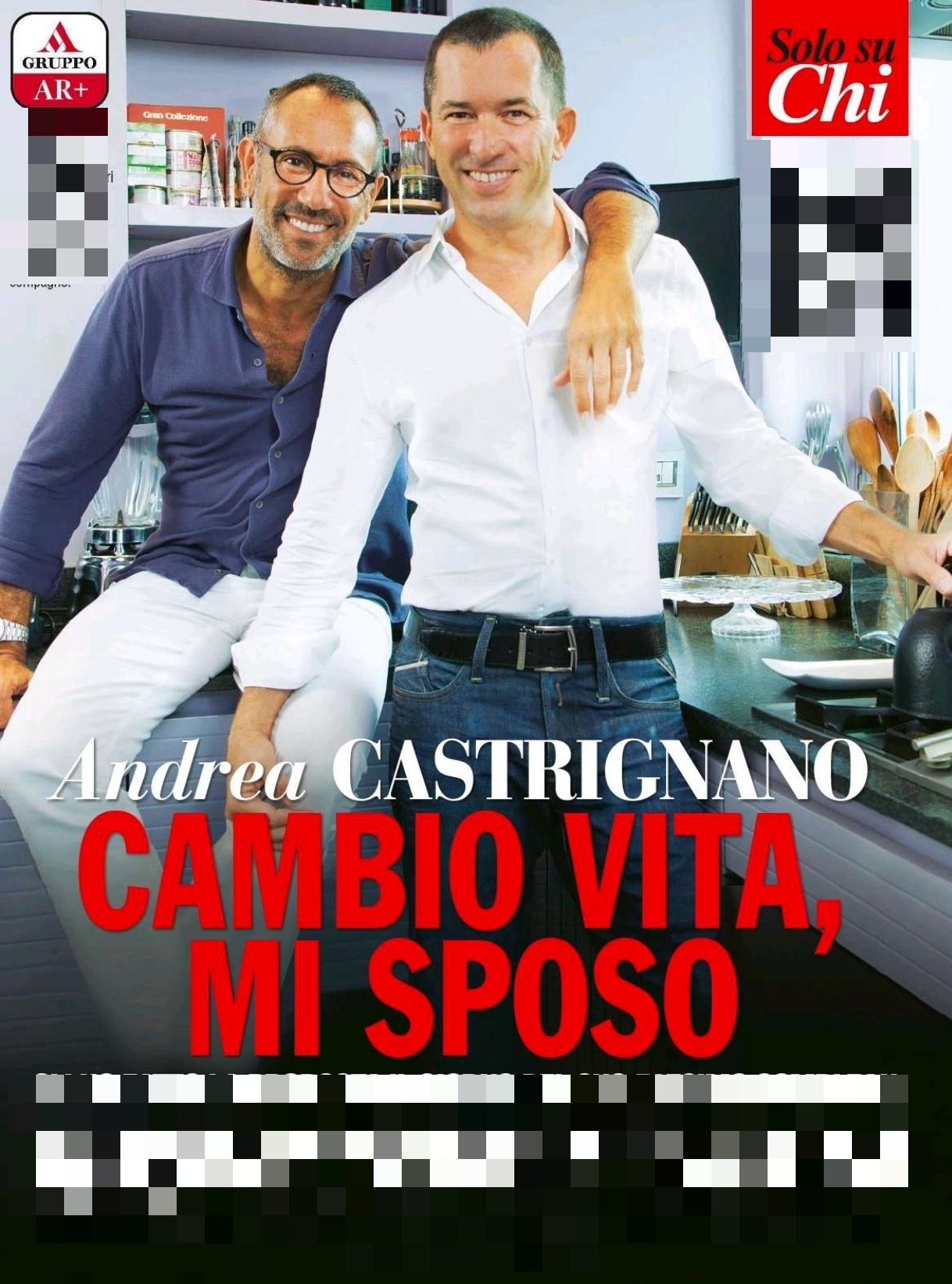 Andrea castrignano di cambio casa cambio vita sposa l 39 amato federico torzo spetteguless - Cambio vita cambio casa 2017 ...