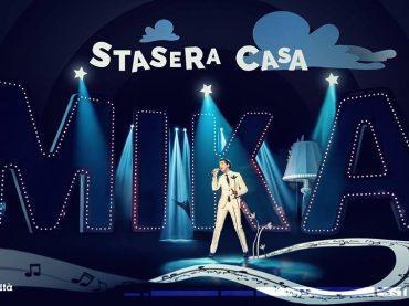 Casa Mika da stasera di nuovo in tv, novità Luciana Littizzetto – ospiti Elisa  e Dita Von Teese – gli spot