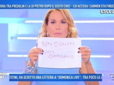 Grande Fratello Vip, Simona Izzo sfotte Giulia De Lellis e rilancia: 'nella casa qualche cripto-gay'