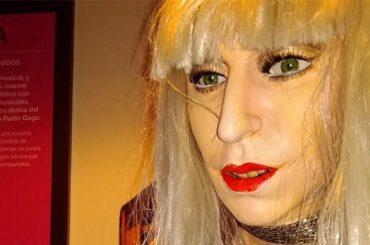 Lady Gaga, dal PERU' la più spaventosa statua di cera di sempre – foto