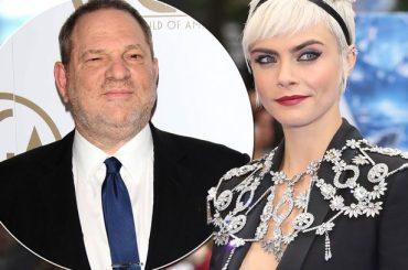 Harvey Weinstein e l'avvertimento omofobo a Cara Delevingne, 'se ti dichiari lesbica non sarai mai un'attrice ad Hollywood'