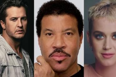 American Idol: Katy Perry, Lionel Richie e Luke Bryan giudici per il rilancio del talent show