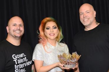 Lady Gaga eletta prima storica Miss Gay America