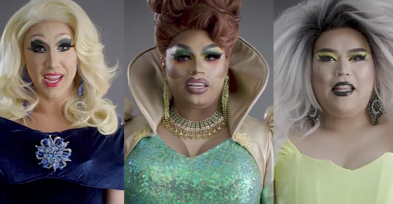Shade: Queens of NYC, arriva il nuovo reality drag – gli spot