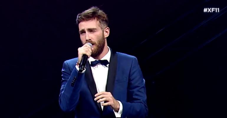 """X-Factor, Lorenzo Licitra continua a stupire con il live di """"Titanium"""" – video"""