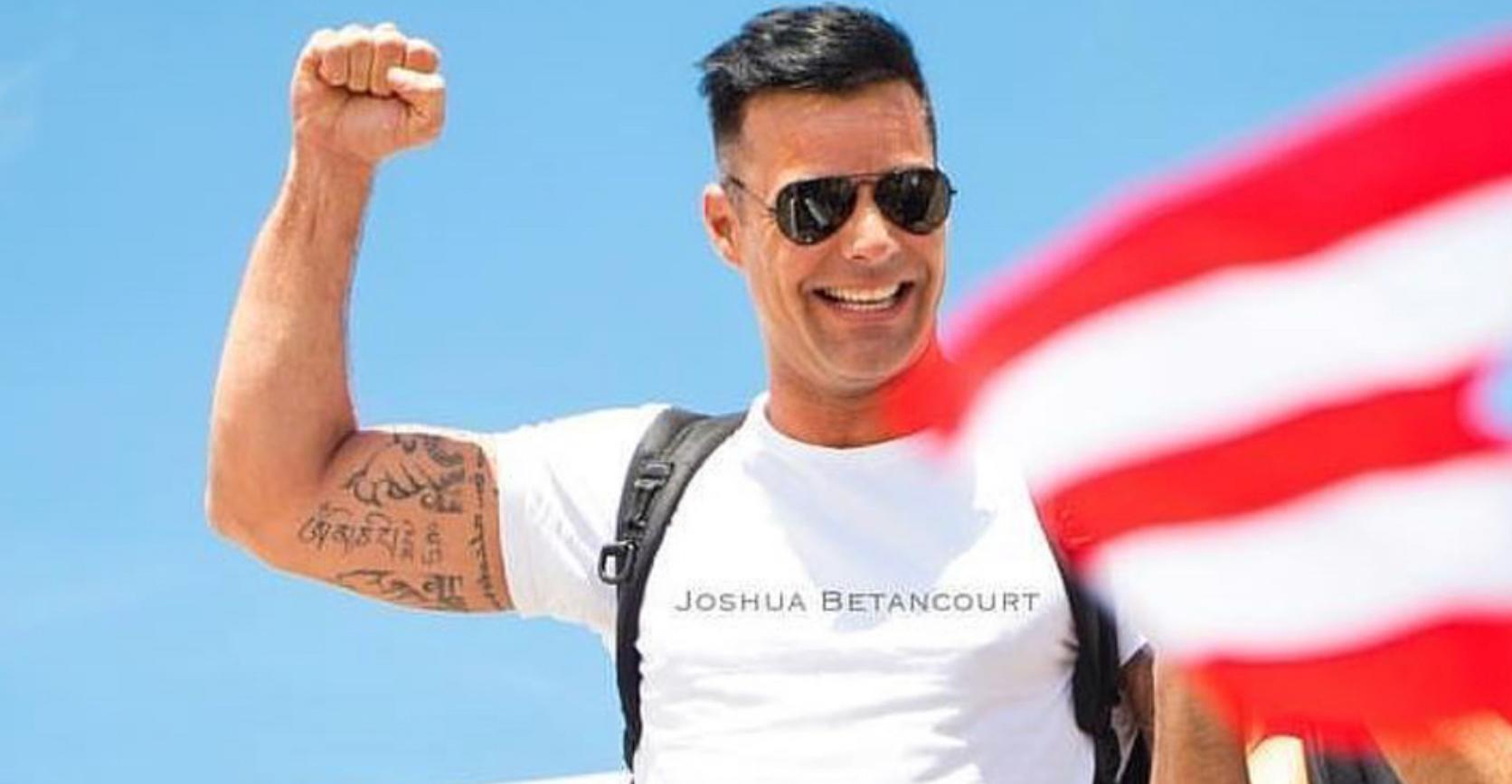 Ricky Martin, è fisichetto Instagram - foto - Spetteguless