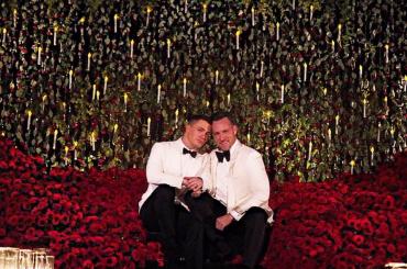 Colton Haynes e Jeff Leatham sposi, foto e dichiarazioni ufficiali