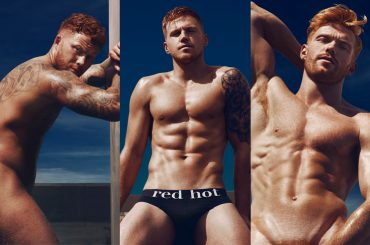 Red Hot British Boys, la cover e il teaser video del calendario 2018