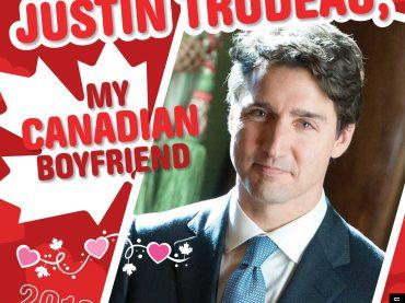 'Il mio fidanzato canadese', on line il calendario NON ufficiale di Justin Trudeau – foto